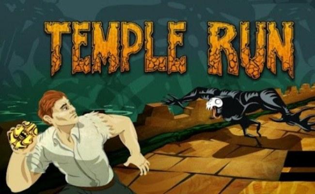 Në ditën e Krishtlindjeve 2.5 milionë shkarkime të lojës Temple Run