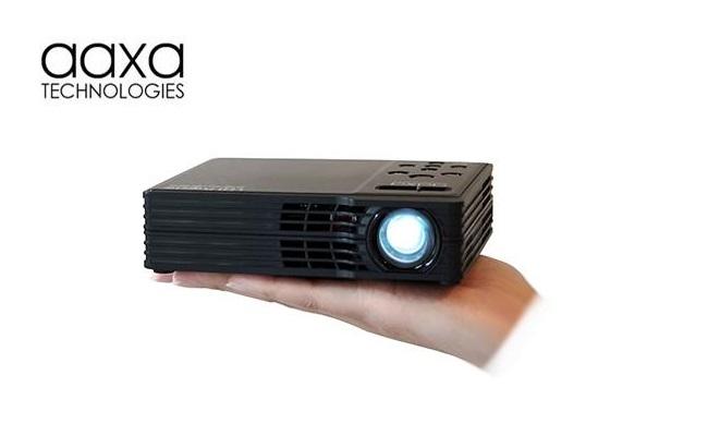 Projektor me LED nga AAXA