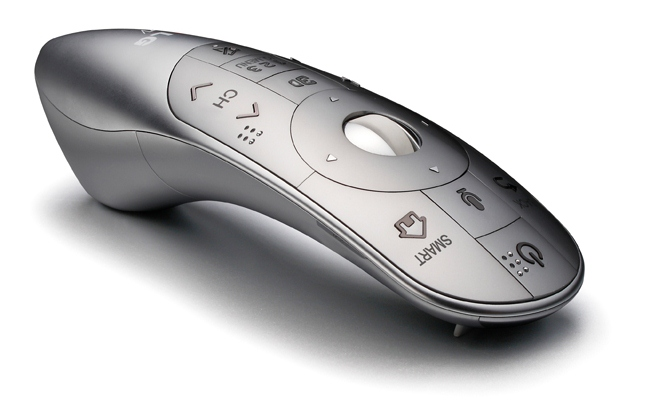 """LG njofton për telekomandën """"Magic Remote"""" për Smart TV"""