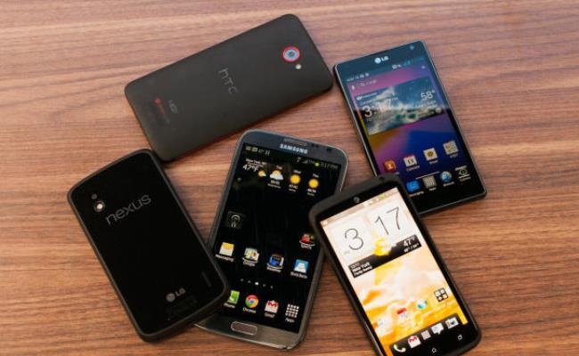 5 Smartphone të prezantuar gjatë muajit Dhjetor