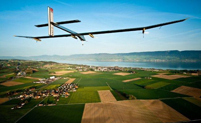 Aeroplani që synon të fluturoj rreth botës