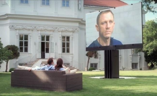 C'SEED dhe Porsche lansojnë televizionin më të madh në botë