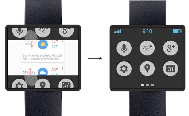 Google Smartwatch në zhvillim?