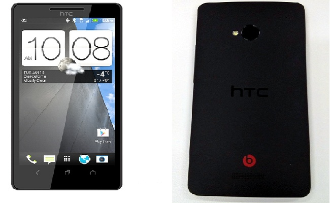 HTC M7 me Sense 5.0