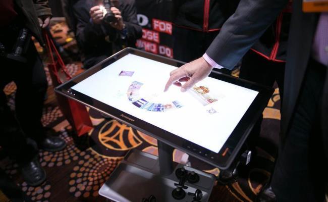 Lenovo shfaq tabletin 27 inç