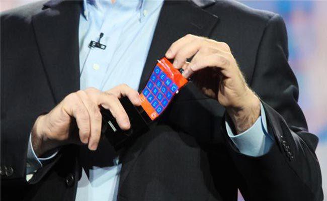 Samsung prezanton ekranin fleksibil YOUM në CES 2013