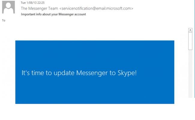 Microsoft mbyll Live Messenger-in me 15 Mars