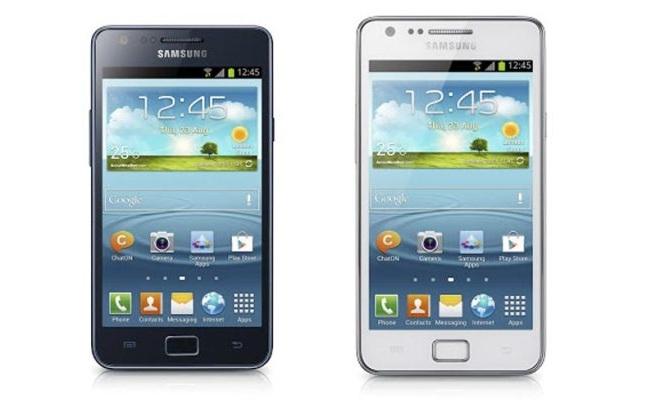 Samsung njofton për Smartphone-in Galaxy S2 Plus