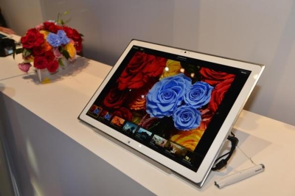 Panasonic tablet 4K