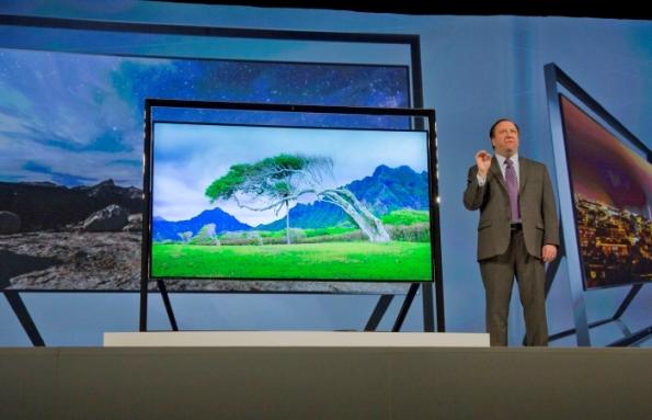 Televizioni F9500 nga Samsung