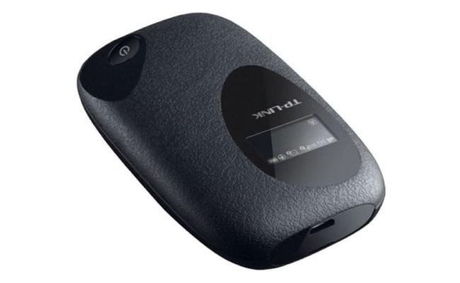 TP-Link M5350 Mobile 3G Wi-Fi Hotspot