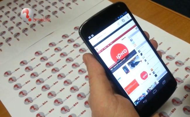 Video praktike: Google Nexus 4