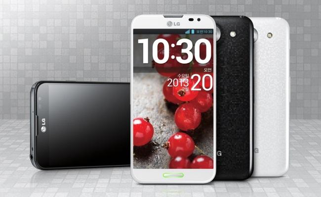 Prezantohet LG Optimus G Pro në Korenë e Jugut