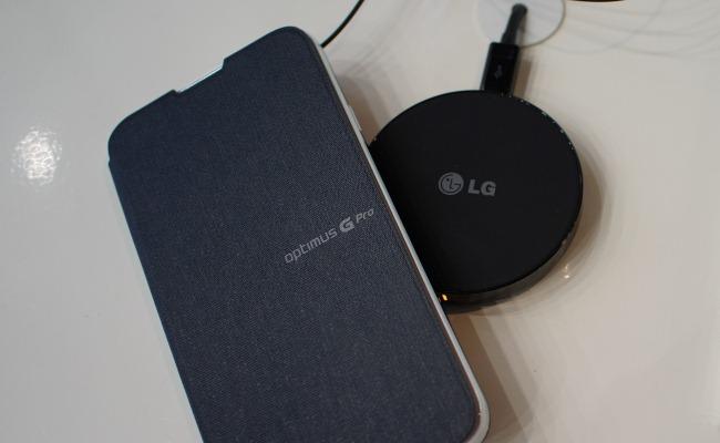 LG prezanton mbushësin pa tela me të vogël në botë