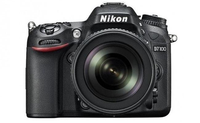 Nikon zbulon foto-aparatin digjital D7100