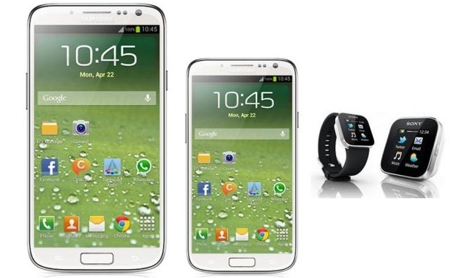 A do të ketë Galaxy S4 Mini dhe Galaxy Watch?