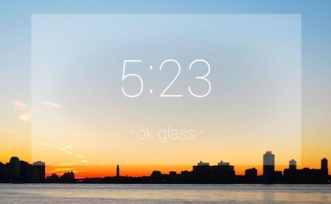 Ja se si ndiheni me syzet Google Glass!