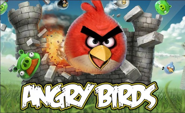 Angry Birds falas për iOS (iPhone, iPad)