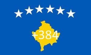 Kosova Prefiksi +384