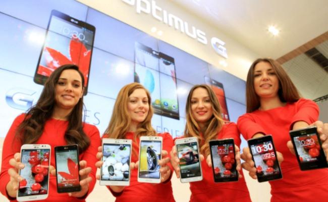 LG kalon shitjen e 10 milion smartphone-ve LTE