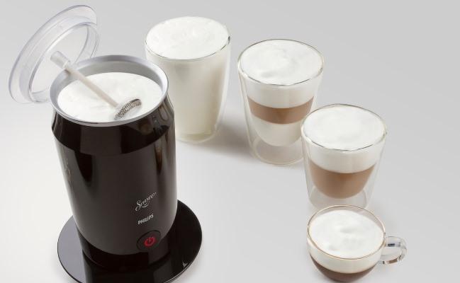 """Aparat për përzierje qumështi """"Senseo Milk Twister"""" nga Philips"""