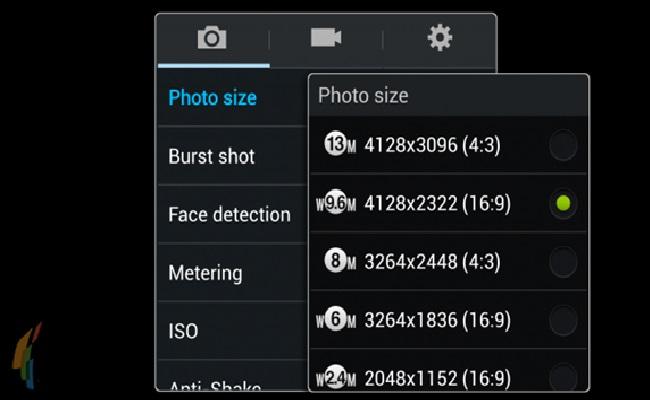 Samsung Galaxy S4 me madhësi 5-inç dhe kamerë 13MP