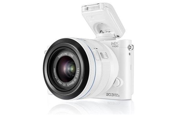 Prezantohet aparati digjital Samsung NX1100