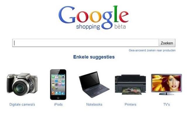 Google Shopping edhe për pajisjet mobile