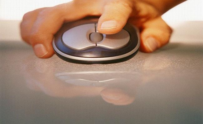 Klikimet në butonat e miut djegin 1.4 kalori