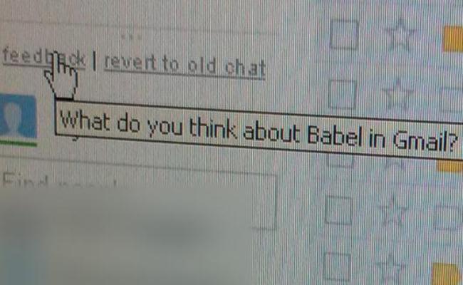 Shfaqen pamjet për shërbimin e përfolur të mesazheve Google Babel