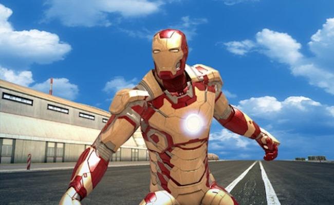 Loja Iron Man 3, vjen falas për iPhone, iPad dhe Android