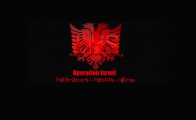 Hakerët kosovarë sulmojnë ueb-faqet izraelite