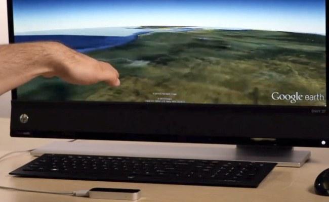 Leap Motion tani është integruar me Google Earth Pro 7.1