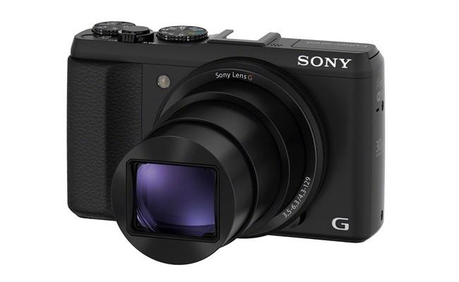 Sony lanson aparatin fotografik digjital Cyber-shot HX50V