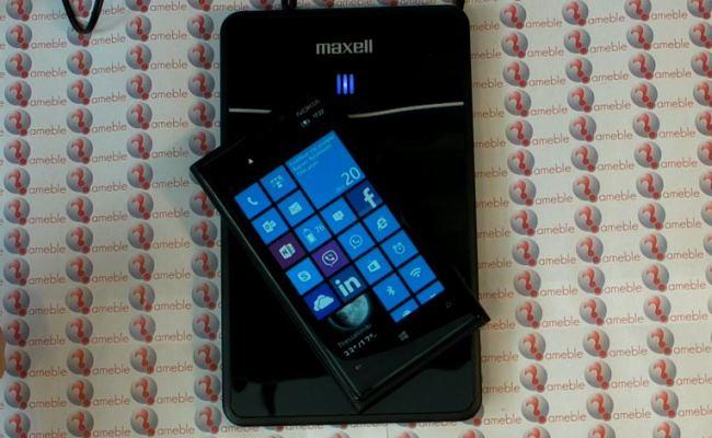 Ameble Dhuron: Wireless mbushës për iPhone 4/4S