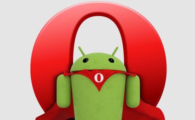 Shfletuesi Opera edhe për Android