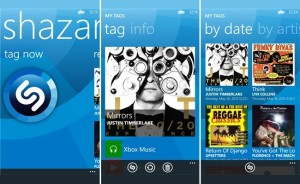 Shazam per Windows