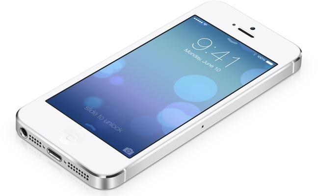 Apple iOS 7, detajet e plota