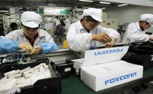 Foxconn punetoret