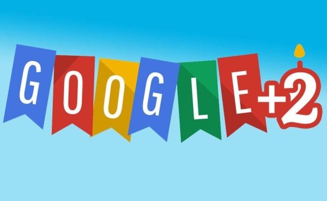 Google+ feston 2 vjetorin
