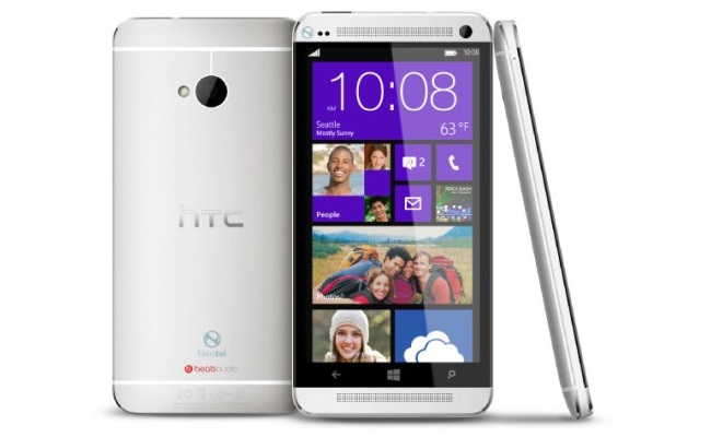 HTC One me Windows Phone 8?