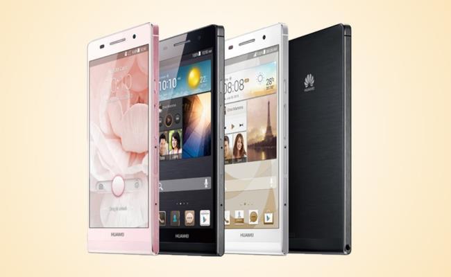 """Huawei prezanton smartphone-in më të hollë në botë """"Ascend P6"""""""