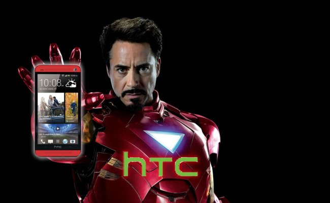 Iron Man bën marrëveshje me HTC-në