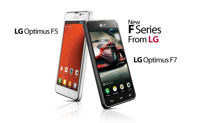 Lansohet LG Optimus F7 në SHBA
