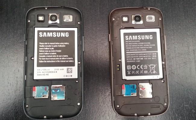 Si të dallojmë një Samsung Galaxy S3 origjinal, nga ai falsë
