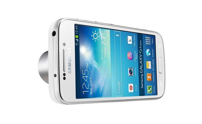 Konfirmohet Samsung Galaxy S4 Zoom