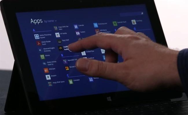 Microsoft shfaq një video ilustrim për Windows 8.1