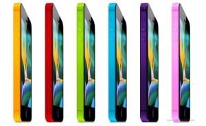 iPhone me ngjyra