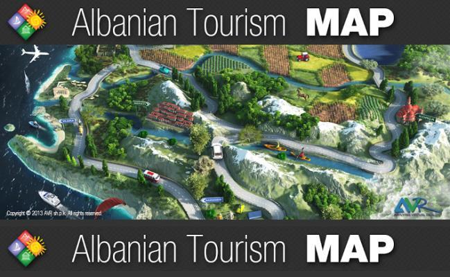 ATM, një aplikacion më plotë vlerë për turizmin në Shqipëri