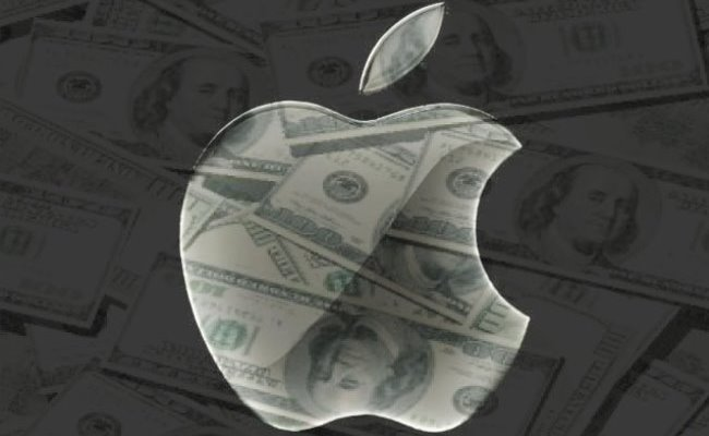 Apple raporton rezultatet e tremujorit